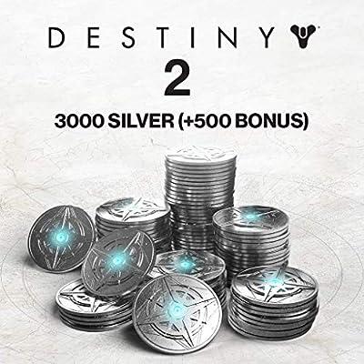 Destiny 2: Destiny 2 - 3000 (+500 BONUS) Destiny 2 Silver - PS4 [Digital Code]