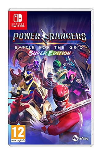Power Rangers. Battle for the Grid Super Edition