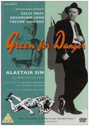 Green For Danger [DVD]
