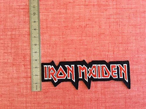 Ecusson Patches aufnaher Toppa – Iron Maiden – termoadhesiva