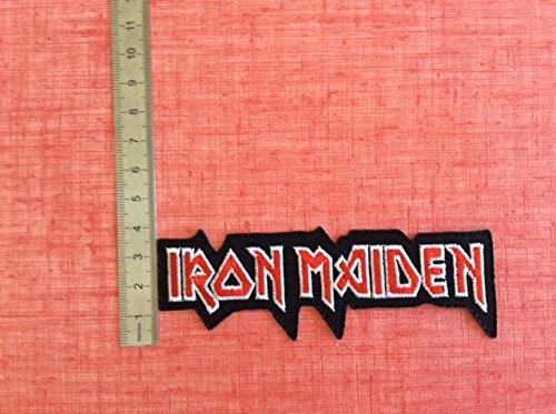Ecusson Patches aufnaher Toppa–Iron Maiden–termoadhesiva