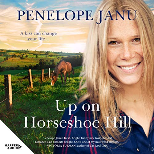 Up on Horseshoe Hill audiobook cover art