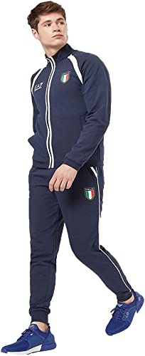Emporio Arhommei EA7 6GPPC6PCA1Z11554 Pantalon de survêteHommest pour Homme Bleu