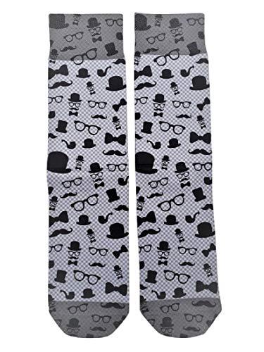 Wigglesteps Men Socks Props II,one Size 41-46