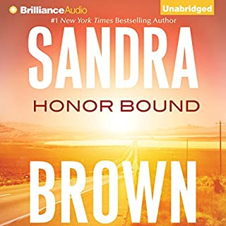 Honor Bound audiobook cover art