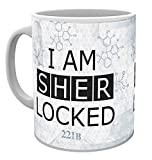 GB Eye, Sherlock, Sherlocked, Taza