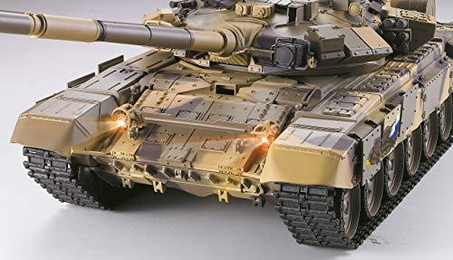 RC Panzer T-90, T90 1:16 Advanced Line , Metallgetriebe, IR/BB Schusskunktion, Rauch