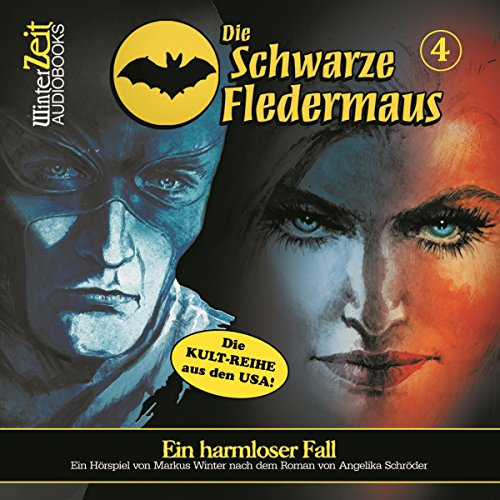 Ein harmloser Fall audiobook cover art