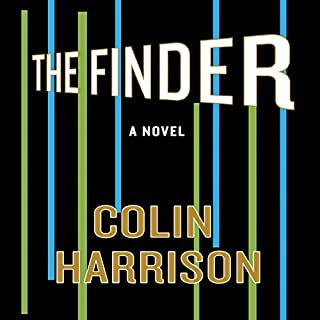 The Finder audiobook cover art
