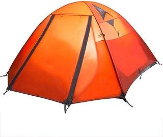 Campingtält 3-säsonger vinter-tält 4 personer dubbelskikts-campingtält vattentät backpacking tält för camping vandring res...