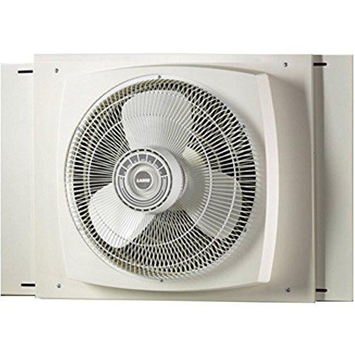 Lasko 2155A 16″ Electrically Reversible Window...