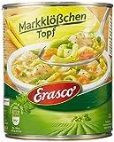 Erasco Markklößchen Topf, 3er Pack (3 x 800 g Dose)