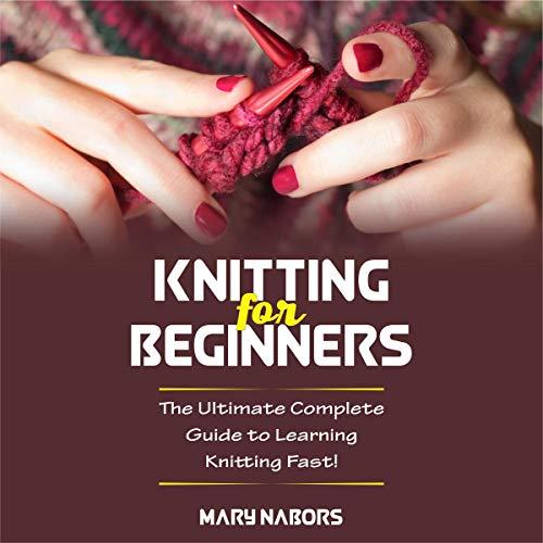 Knitting for Beginners cover art
