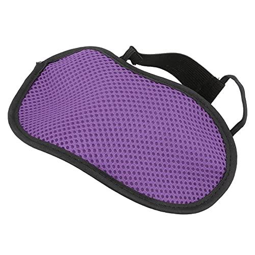 CloverGorge Sueño Gafas oscuras Mitigación de la Fatiga Nervios Respirables Parasol Fresco Exquisitamente diseñado Durable Precioso