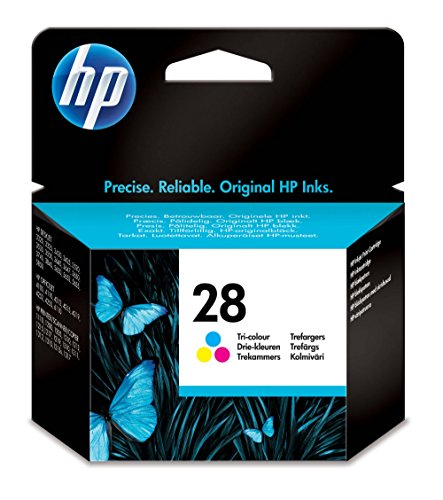 HP C8728 A/AE DJ 3420 NO28 Inkjet / getto d'inchiostro Cartuccia originale