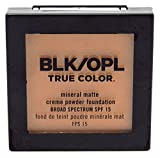 Black Opal True Color Mineral Matte Creme Powder Heavenly Honey (7.4g) (2 Pack)