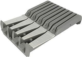 Blum Orga de Line para cuchillos ancho 177, 5mm, profundidad 260mm, KS staubgrau/acero inoxidable, 1pieza, 6484600
