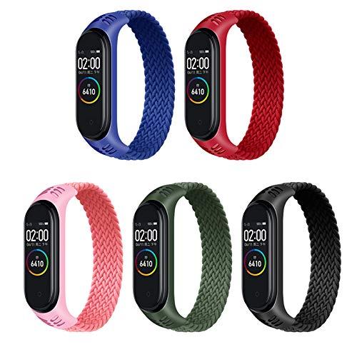 Relojes Inteligentes Mujer Xiaomi 4 Band relojes inteligentes  Marca FanLe
