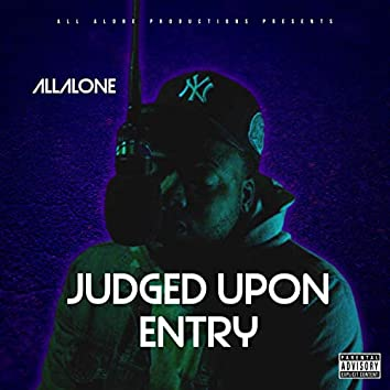 Judged Upon Entry-EP