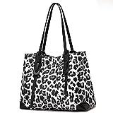 N\C Large-Capacity Tote Bags, Oxford Cloth Waterproof Handbags, Simple and Fashionable Women's Bags.