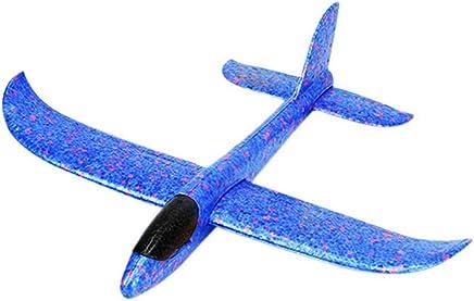 Orange 33x34cm Main Lancer Lancer Mousse Palne EPP Avion Mod/èLe Avion Planeur Avion Mod/èLe DIY Jouet /ÉDucatif En Plein Air Amusement Sport Avion Jouets Cadeau Cr/éAtif-Dinglong