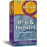Nature's Way Cell Forte IP-6 & Inositol Supplement, Gluten-Free, 240 Vegetarian Capsules