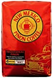 New Mexico Piñon Coffee Naturally Flavored Coffee (Traditional Piñon Ground, 2 pound)