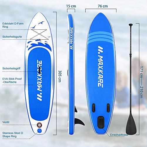 MaxKare SUP Board - 3