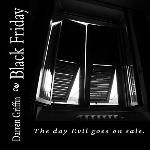 Black Friday: The Fourth Collection of Short Horror Stories audiobook cover art