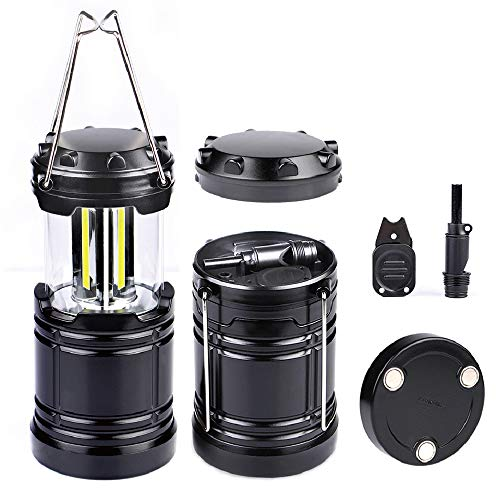 LED Camping Lantern Light Collap...