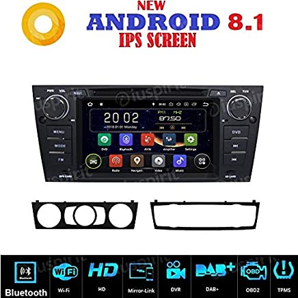 Radio FM est/éreo MP5 MP4 Sannysis Car Video Radio 4 pulgadas HD TFT pantalla Bluetooth C/ámara Control Remoto del Volante