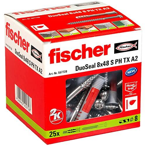 fischer -   DuoSeal 8 x 48 S,