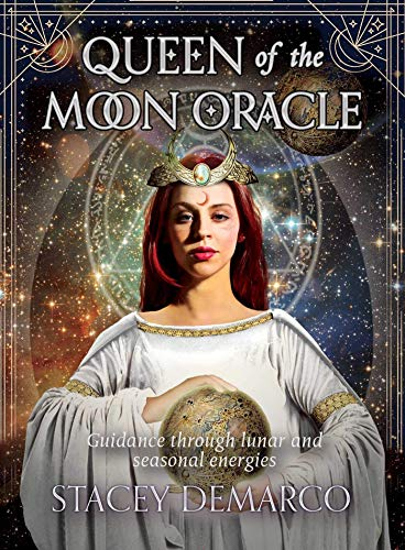 [by Stacey Demarco]Queen of The Moon Oracle: Guidance Through Lunar and Seasonal Energies (Rockpool Oracle Cards) (Paperback)【2018】