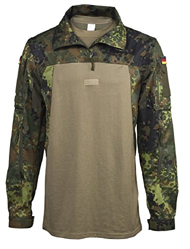 75Tactical Combatshirt Kunduz Flecktarn, L-Long, Flecktarn