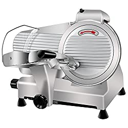 Super Deal Commercial Semi-Auto Meat Slicer Review