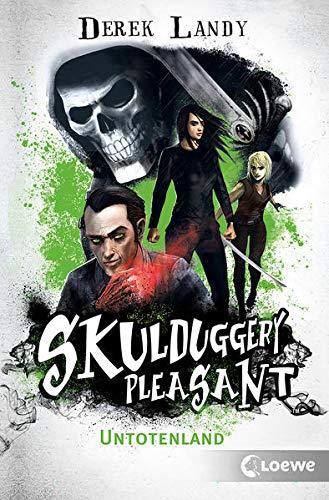 Skulduggery Pleasant (Band 13) - Untotenland: Urban-Fantasy-Kultserie mit schwarzem Humor