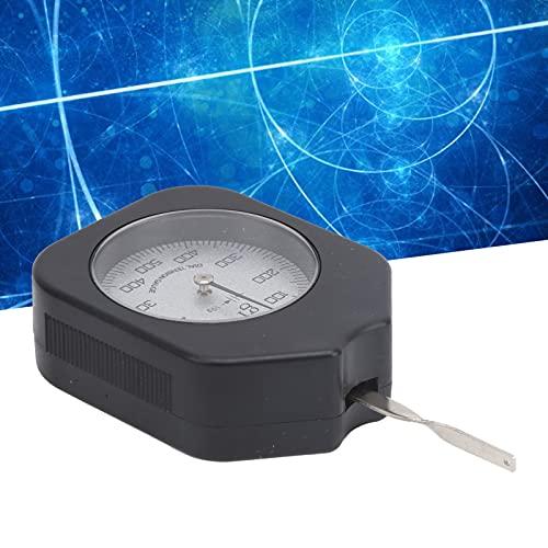 Medidor de tensión, tensiómetro digital de dial dinamómetro para tensión de resorte de presión de contacto de relé, interruptores electrónicos