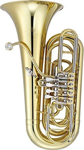 JUPITER / JTU-1140S ジュピター Tuba チューバ ロータリー シルバーメッキ 銀メッキ B♭