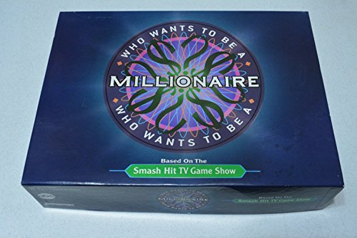 Who Wants To Be A Millionaire -- Based on the Smash Hit TV Game Show -- Pressman