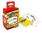 Shuffle Go Color Addict Colr Juego Naipes, Multicolor (Cartamundi 100239044)