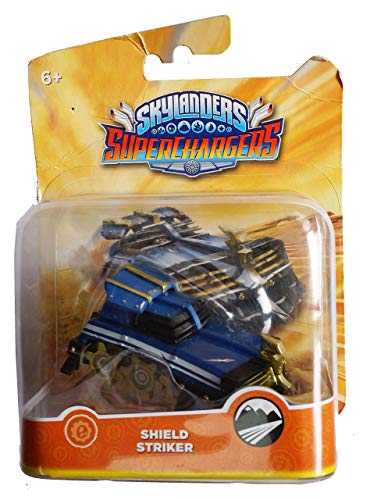 Skylanders Bouclier Striker Compresseur Figurine