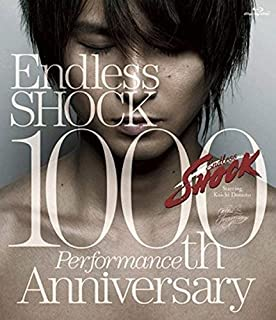 Endless SHOCK 1000th Performance Anniversary 【通常盤】 [Blu-ray]