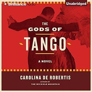 The Gods of Tango audiobook cover art