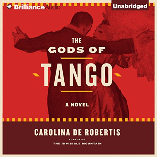 The Gods of Tango audiobook cover art