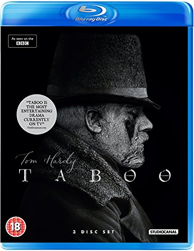Taboo (3 Blu-Ray) [Edizione: Regno Unito] [Reino Unido] [Blu-ray]