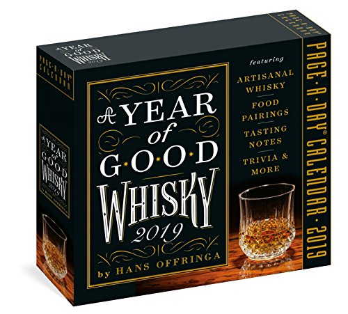 2019 a Year of Good Whisky Page-A-Day Calendar
