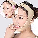 YQDHH Face-Lifting-Maske, atmungsaktiv Face-Lifting-Bandage V-Gesicht Gerät Schlaf Dünne Gesichtsmaske Gesichtsmassage-Instrument Face-Lifting-Tools