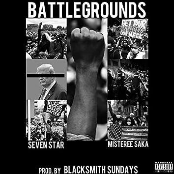 Battlegrounds (feat. Seven Star & Misteree Saka)