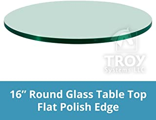 32 Inch Round 1 2 Inch Thick Beveled Edge Tempered Glass Table Top Tables Home Garden Worldenergy Ae