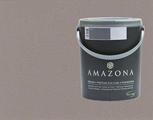 Amazona Kreidefarbe Schiefergrau 0,75 l
